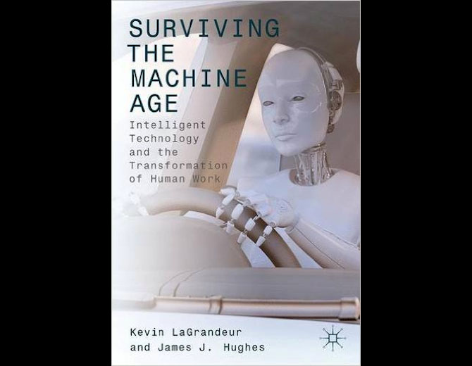 Surviving the Machine Age Book Cover