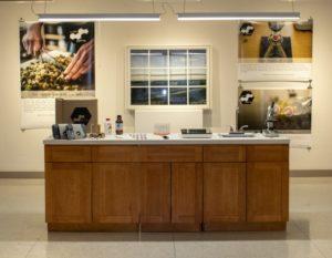 Epicurean Endocrinology: Hybrid Kitchen/Lab