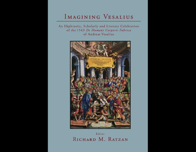 Book Cover: Imagining Vesalius