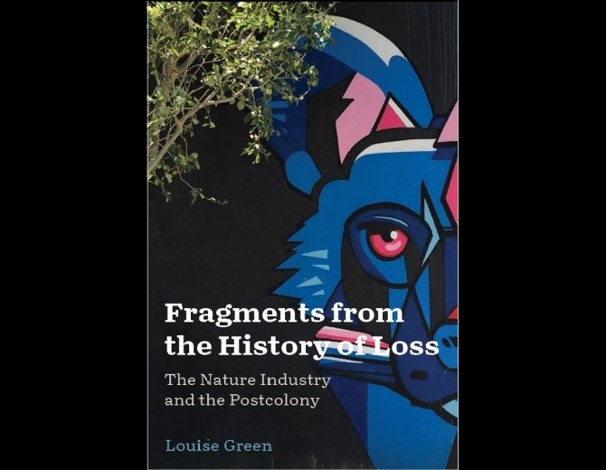 Book Cover: Fragments from the History of Loss